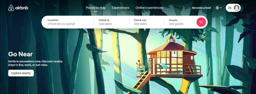 airbnb travel affiliate programs