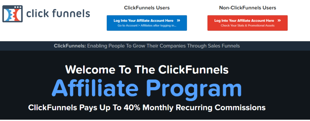 Click Funnel Affiliate