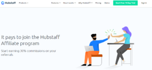 HubStaff Affiliate