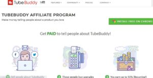 Tube Buddy Affiliate