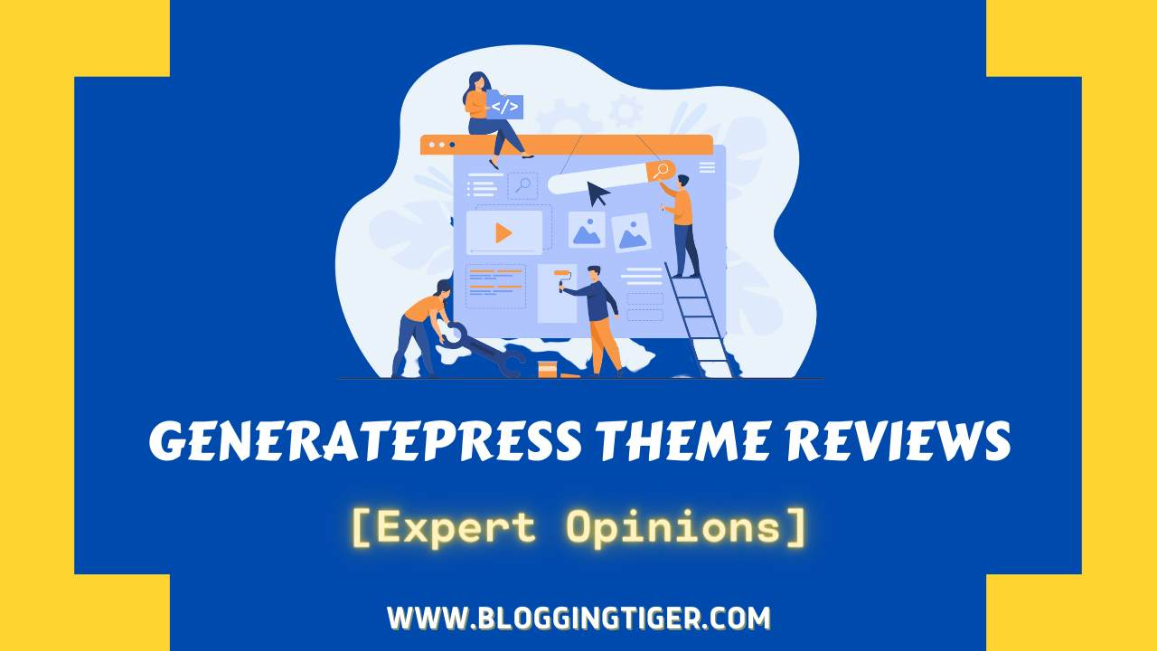 GeneratePress theme reviews